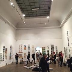 Photo taken at Künstlerhaus by Christoph P. on 11/18/2015