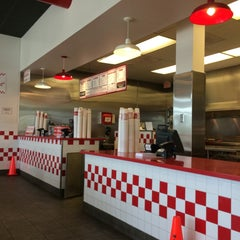 Photo taken at Five Guys by Gary T. on 7/3/2014