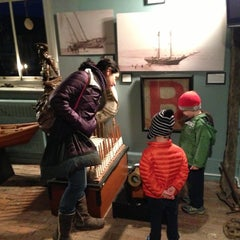 Photo taken at Custom House Maritime Museum by Pete on 12/8/2012