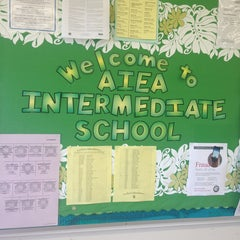 Photo taken at Aiea Intermediate School by Christina S. on 7/18/2013