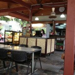Photo taken at Restoran Kedai Kopi by Massy love on 6/9/2013
