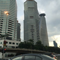 Photo taken at Menara TM by Danny Y. on 5/3/2016