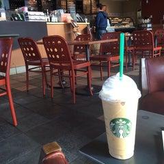 Photo taken at Starbucks by FLORIDA J w. on 2/10/2014