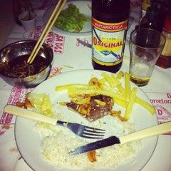 Photo taken at Restaurante do Paulinho by Renan F. on 12/29/2012
