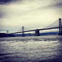 Photo taken at San Francisco-Oakland Bay Bridge by Ricardo A. on 10/31/2012