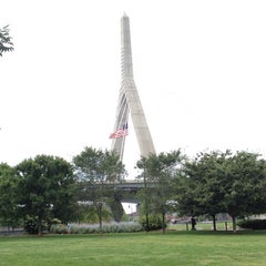 Photo taken at Paul Revere Park by Gary P. on 7/7/2013