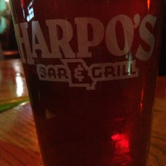 Photo taken at Harpo's by Brooke on 10/7/2012