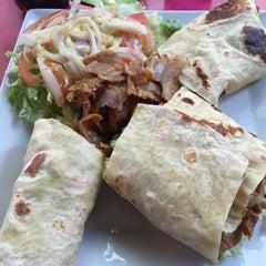 Photo taken at Mila's Kebab by sohail on 4/20/2015