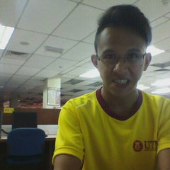 Photo taken at Pusat Komputer UTM (CICT) by Hf A. on 7/21/2014