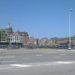 Photo taken at Amsterdam by Duran Ö. on 7/15/2013