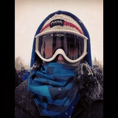 Photo taken at Mont Tremblant by Kenny H. on 1/25/2014