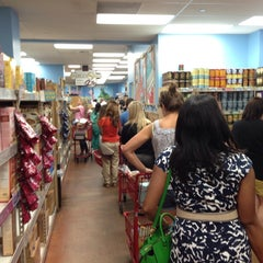 Photo taken at Trader Joe's by Ceci A. on 8/20/2013