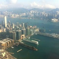 Photo taken at The Ritz-Carlton, Hong Kong by Sergey on 11/9/2012