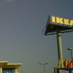 Photo taken at IKEA by Maholys C. on 12/28/2012