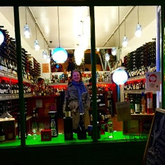 Photo taken at Wine Therapy by David K. on 4/10/2015