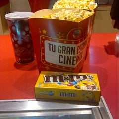 Photo taken at Cinemex by Sol A. on 2/17/2013