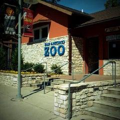 Photo taken at San Antonio Zoo by Chase B. on 10/18/2012