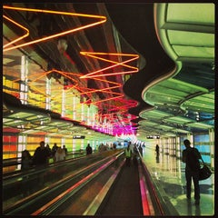 Photo taken at Chicago O'Hare International Airport (ORD) by Bobby K. on 7/18/2013