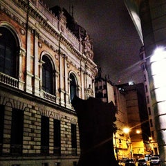 Photo taken at Centro Cultural dos Correios by Fabio M. on 11/4/2012