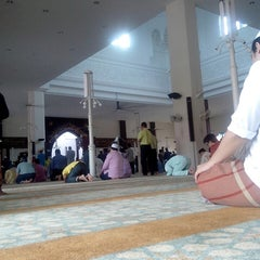 Photo taken at Masjid Kuarters KLIA by wan s. on 8/2/2013