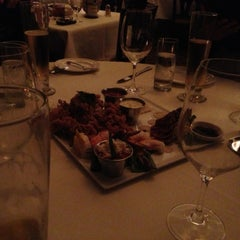Photo taken at Forbes Mill Steakhouse by Hiroyuki E. on 10/27/2012