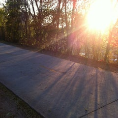 Photo taken at Katy Trail by Krystal S. on 3/28/2013