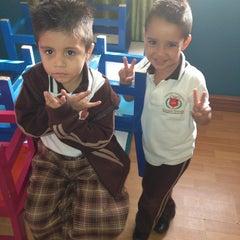 Photo taken at Colegio Don Bosco by Baby R. on 3/5/2013