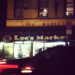 Photo taken at Lee's Market by Zoie H. on 2/16/2013