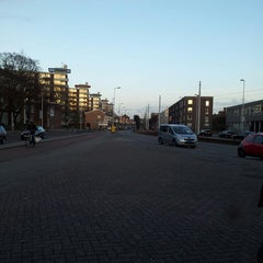 Photo taken at Metrostation Delfshaven by Robbert V. on 4/18/2013