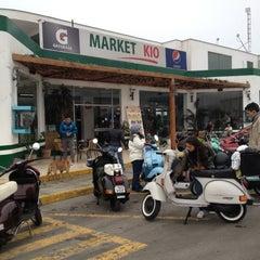 Photo taken at Estación KIO by Gianfranco G. on 12/8/2012