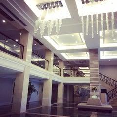 Photo taken at SC Park Hotel by Seung Geun L. on 7/30/2014
