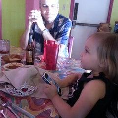 Photo taken at La Fiesta Patio Cafe by Debby B. on 6/26/2013