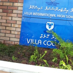 Photo taken at Villa College QI Campus by Mohamed A. on 12/9/2012