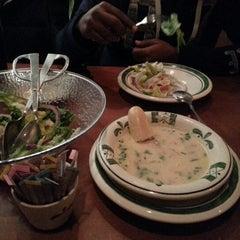 Photo taken at Olive Garden by Kholood on 12/8/2012