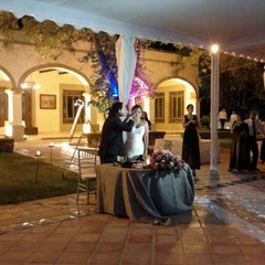 Photo taken at Hacienda La Providencia by Kalim B. on 9/30/2012