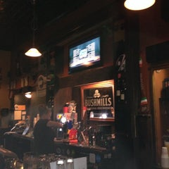 Photo taken at Freeman's Pub by Jacob on 3/17/2014