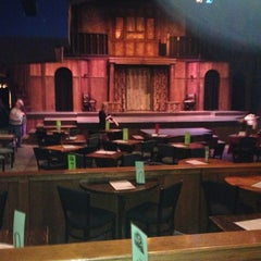 Photo taken at Shakespeare Tavern by Jason C. on 6/8/2013