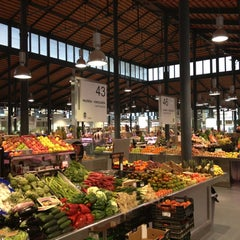 Photo taken at Mercado Central de Almería by Juanjo on 2/20/2013