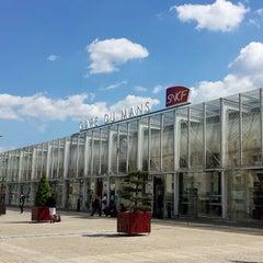 Photo taken at Gare SNCF du Mans by Michaël E. on 5/26/2013