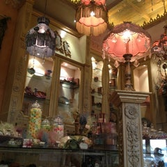 Photo taken at Shakespeare and Co. شكسبير أند كو by Adelle L. on 12/8/2012