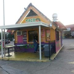 Photo taken at Taco Grande by Brad B. on 6/1/2013