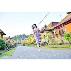 Photo taken at Desa Adat Tradisional Penglipuran (Balinese Traditional Village) by Buboo W. on 5/27/2015