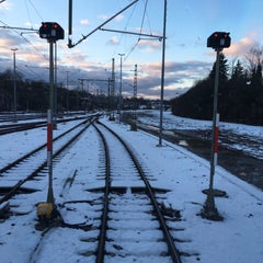 Photo taken at Bahnhof Aachen West by Tommy B. on 2/15/2016