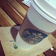 Photo taken at Starbucks by Hanzel B. on 10/8/2012