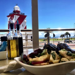 Photo taken at Green Point Lighthouse by Simon L. on 2/9/2015
