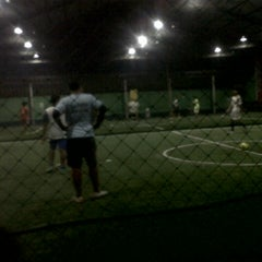 Photo taken at Bangli Futsal Arena (BFA) by Yoga A. on 1/19/2013