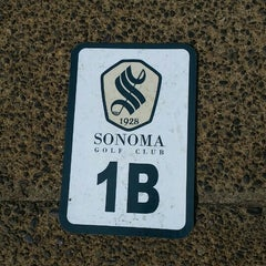 Photo taken at Sonoma Golf Club by John B. on 8/10/2015