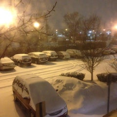 Photo taken at TownePlace Suites Detroit Warren by sman on 2/23/2014