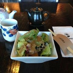 Photo taken at Sushiko Japanese Grill by Jennifer S. on 11/17/2013