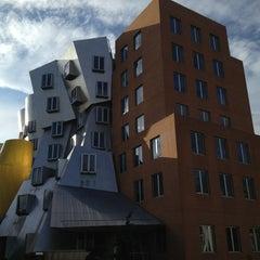 Photo taken at MIT Stata Center (Building 32) by Makoto K. on 7/24/2013